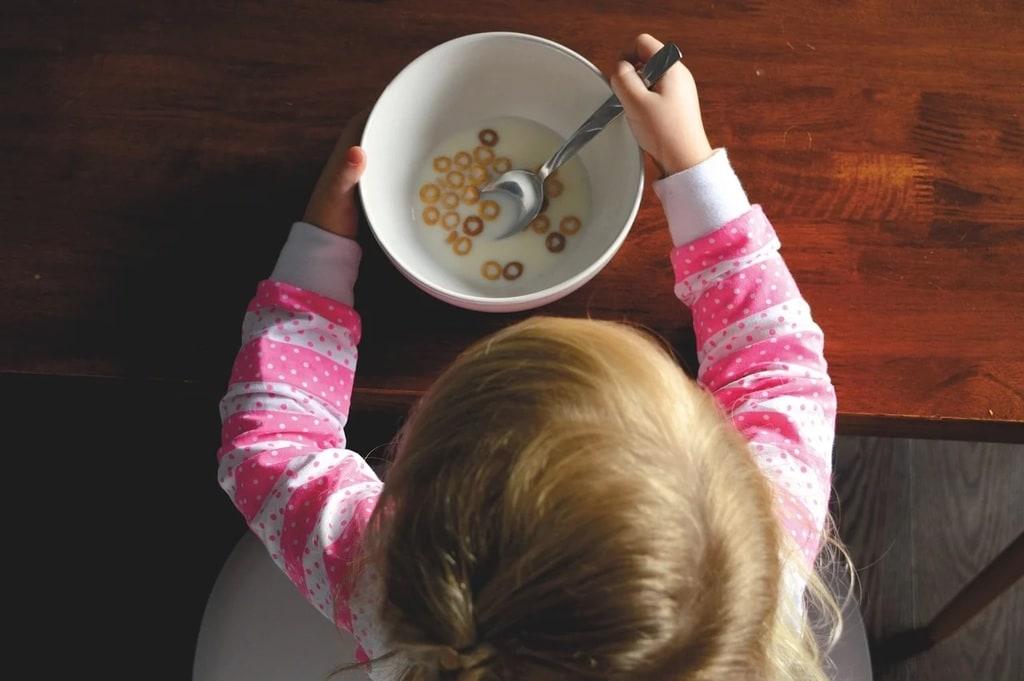 La gestion de l'alimentation du bébé